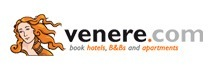 Venere.com - book hotels, B&Bs and appartments Logo